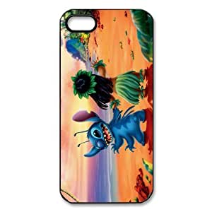 Customize Cartoon Lilo & Stitch Back Cover Case For Ipod Touch 4 Cover JN5S-2413