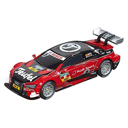 Price comparison product image Carrera 41397 Digital 143 Audi Teufel RS 5 DTM,  Miguel Molina,  No.17 Slot Car