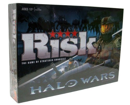 Risk Board Game - Halo Wars Edition by Brybelly.com