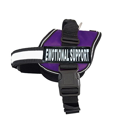 EMOTIONAL Harness Purchase reflective pathces