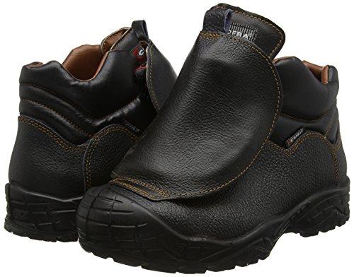 Cofra 22021-000.W40 Cover Uk S3 M SRC Chaussure de sécurité Taille 40 Noir