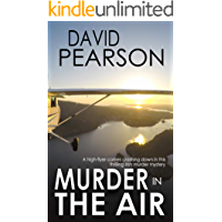 MURDER IN THE AIR: a high-flyer comes crashing down in this thrilling Irish murder mystery