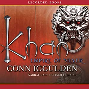 Khan: Empire of Silver Audiobook