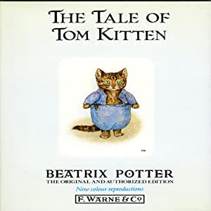 Tale of Tom Kitten Audiobook