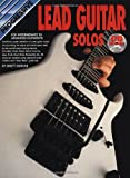 img - for CP72637 - Progressive Lead Guitar Solos book / textbook / text book