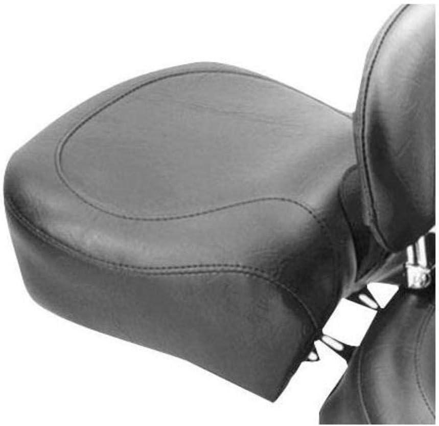 Mustang Vintage Plain Recessed Rear Seat for Harley Davidson 2006-15 Dyna model