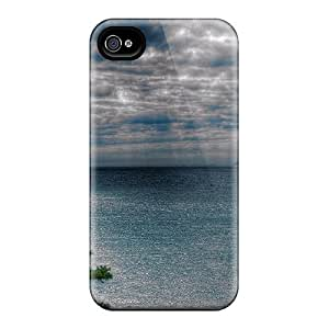 Cases Covers Compatible Samsung Galaxy Note4 Hot Cases/ Rain Over Lake Superior Hdr