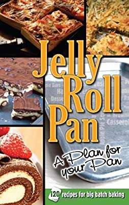 Jelly Roll Pan: A Plan for Your Pan