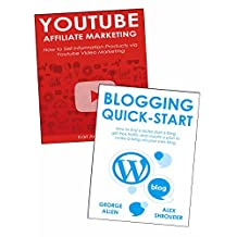 AFFILIATE BLOGGING SYSTEM: Make Money Selling Affiliate Products via Youtube Marketing & Content Blogging (2016 Bundle)