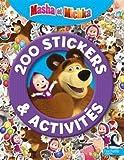 Masha et Michka - 200 stickers et activités
