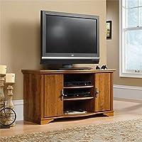 Pemberly Row TV Stand in Abbey Oak