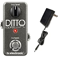 TC Electronics Ditto Looper Effects Pedal with ac power...