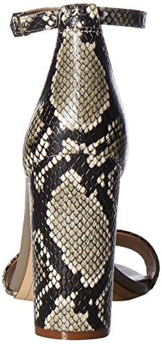 Sam Edelman Sandalo Con Tacco Donna Yaro Naturale