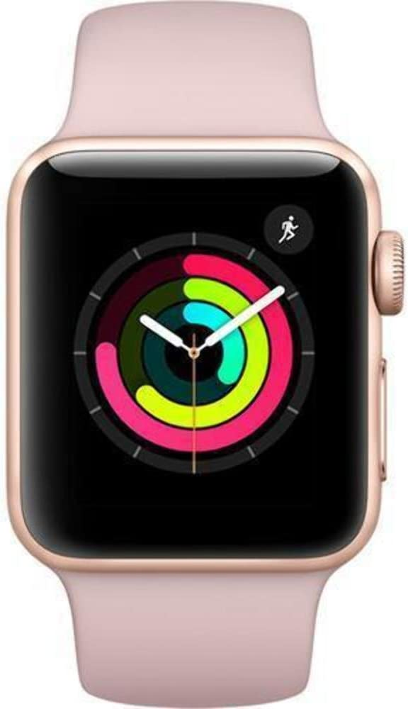 Apple Watch Series 3 Refurbished Rose Gold Shop Clothing Shoes Online