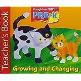 Houghton Mifflin Pre-K: Teacher Book Theme 9 Grade Pre K 2006