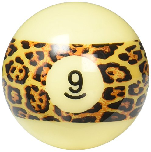 Aramith Leopard Print 9 Ball