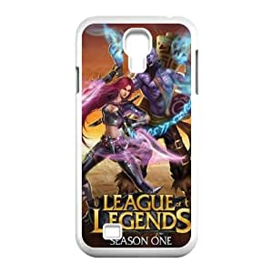 League Of Legends Samsung Galaxy S4 9500 Cell Phone Case White JU0983066