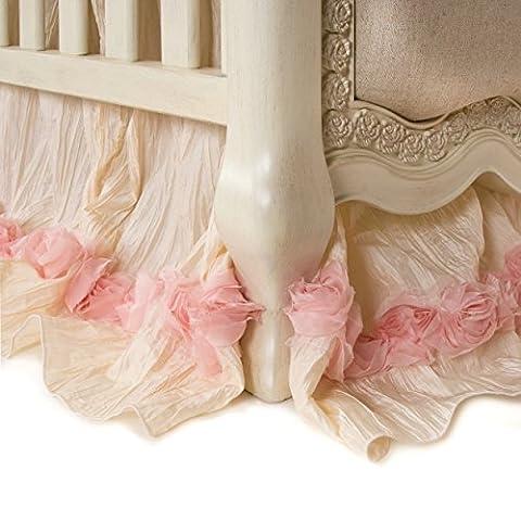 Glenna Jean Victoria Crib Skirt - Glenna Jean Baby Crib