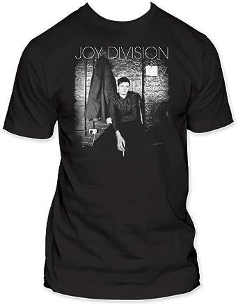 Joy Division Pensive Mens T Shirt In Black Size X Large Color Black Amazon Co Uk Clothing
