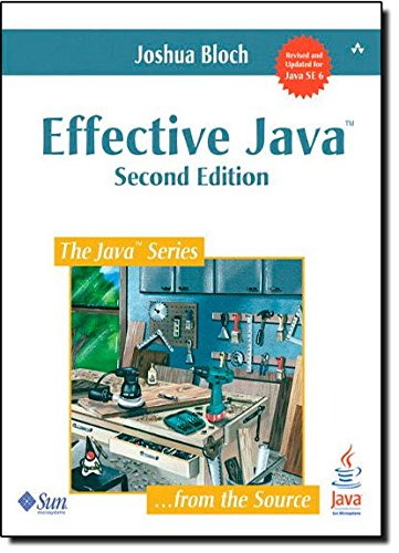 Effective Java (Java Series) ISBN-13 9780321356680