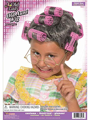 Forum Novelties Child's Aunt Gertie Wig -