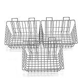 Wire Basket Slatwall Baskets
