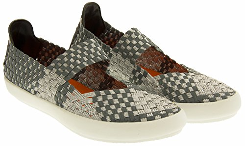 Mary Silber Flats Bounce Weez Womens Stretch Jane E Elastic q4XvP66