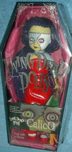 Mezco Toyz Living Dead Dolls Series 6 Calico [Toy]