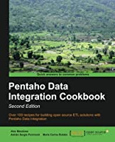 Pentaho Data Integration Cookbook, 2nd Edition Front Cover