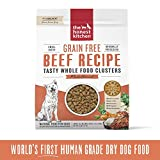 The Honest Kitchen Grain Free Whole Food Clusters Dog Food - Ranch Raised Beef 5 lb