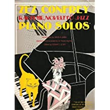 Zez Confrey Piano Solos Ragtime, Novelty, and Jazz