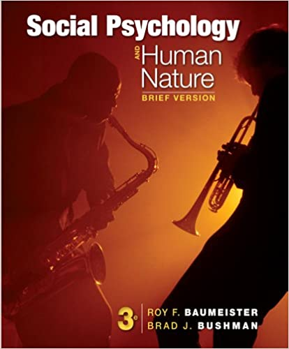 Social Psychology And Human Nature, Brief Download.zip