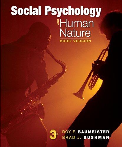 Social Psych.+Human Nature,Brief