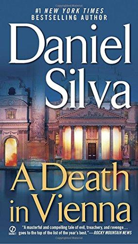 A Death in Vienna (Gabriel Allon, Bk - Street Vienna Main