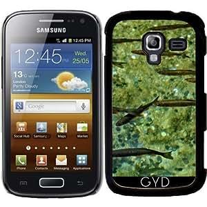 Funda para Samsung Galaxy Ace 2 (GT-I8160) - Peces En El Lago by Helsch1957
