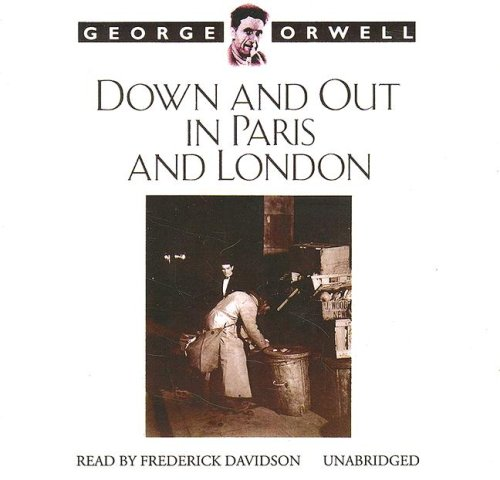 Down and Out in Paris and London: Amazon.es: George Orwell, Frederick Davidson: Libros en idiomas extranjeros