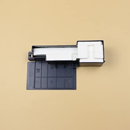 syoon 2 pcs residuos tanque de tinta pad para Epson L300 L301 L303 ...