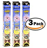 Gardus SootEater RCH205-B Rotary Chimney Cleaning System 3 Pack