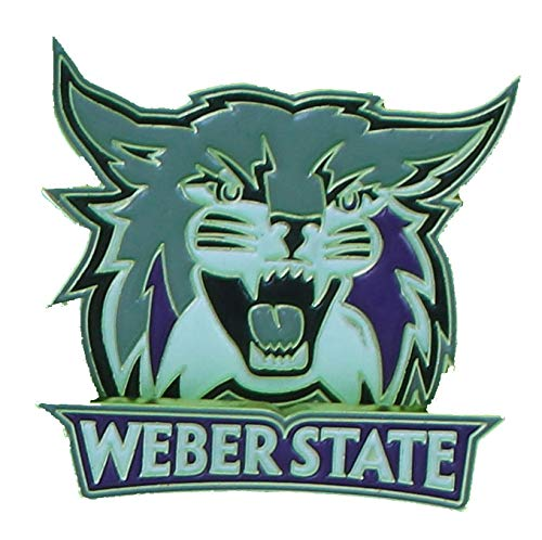 Alumni Association Weber State Wildcats Lapel Pin Gold - Wildcat Lapel Pin