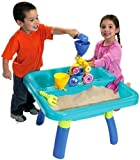 Children's Outdoor Activity Table incl. Sand- and Water Box.