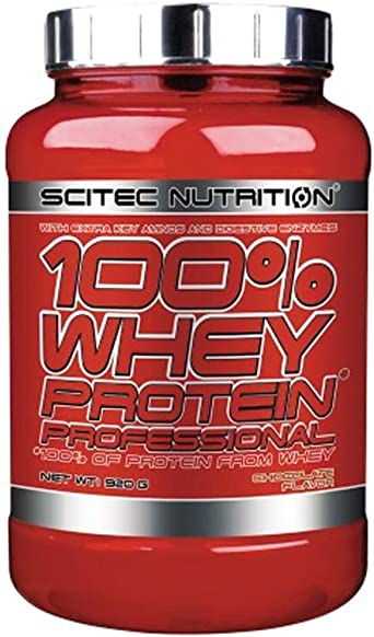 SCITEC Nutrition 100% Whey Protein Professional - 920 gr Capuccino