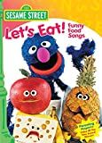 DVD : Sesame Street: Let's Eat! Funny Food Songs
