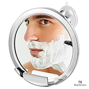 Amazon Com Jerrybox Fogless Mirror With Built In Razor