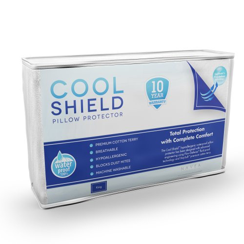 Cool Shield Allergy Waterproof Protector product image