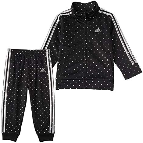 adidas ladies Tricot Jacket & Jogger Active Clothing Set