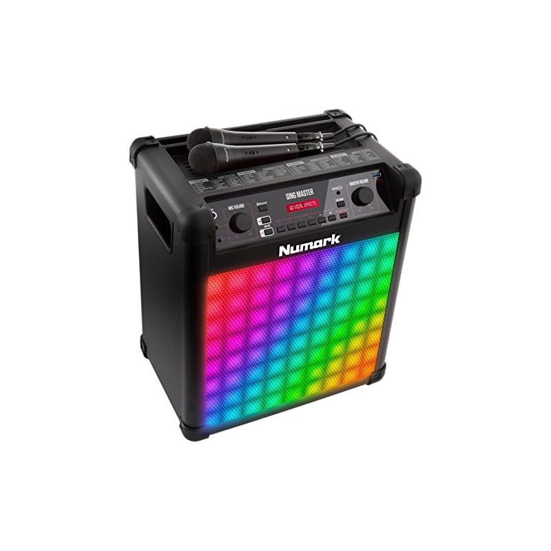 Numark Sing Master | Portable Karaoke So
