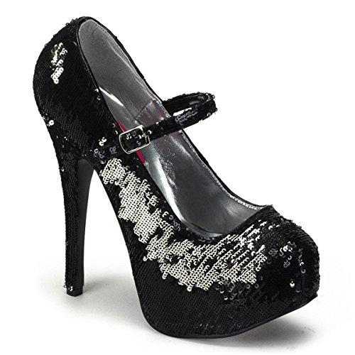 Heels-Perfect - Zapatos de vestir para mujer multicolor multicolor negro - negro