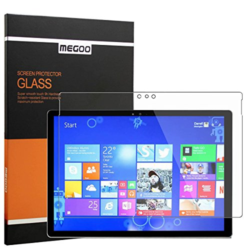 Tempered Glass for Microsoft Surface Pro 3 Clear - 7