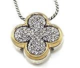Brighton Massandra Flower Necklace