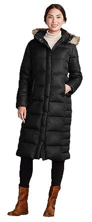 Amazon.com: Eddie Bauer Women's Down Duffle Coat Parka: Clothing